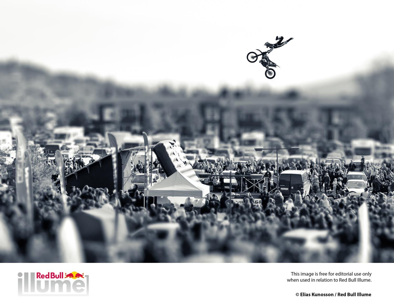 ©Elias Kunosson / 2013 Red Bull Illume Experimental Category Finalist Photo