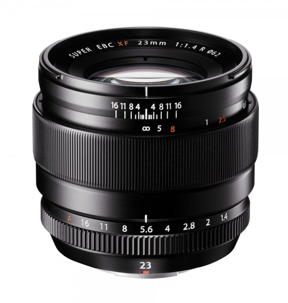 Fujifilm XF23mm F1.4 R Prime Lens For X-Series Mirrorless Cameras