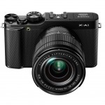 Fujifilm X-A1 Mirrorless Camera With 16-50mm Kit Lens