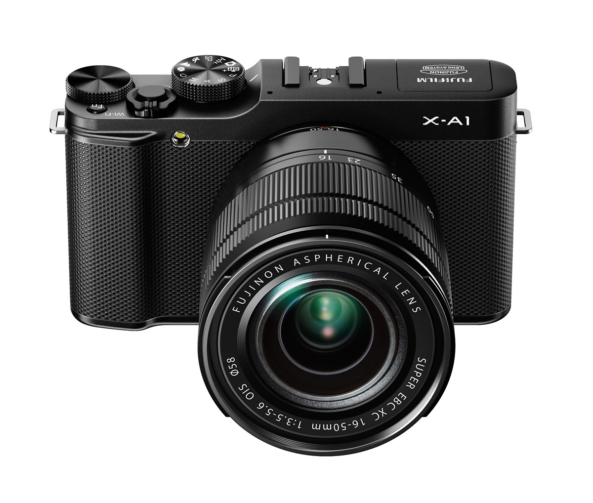 Fujifilm X-A1 Mirrorless Camera With 16-50mm Kit Lens