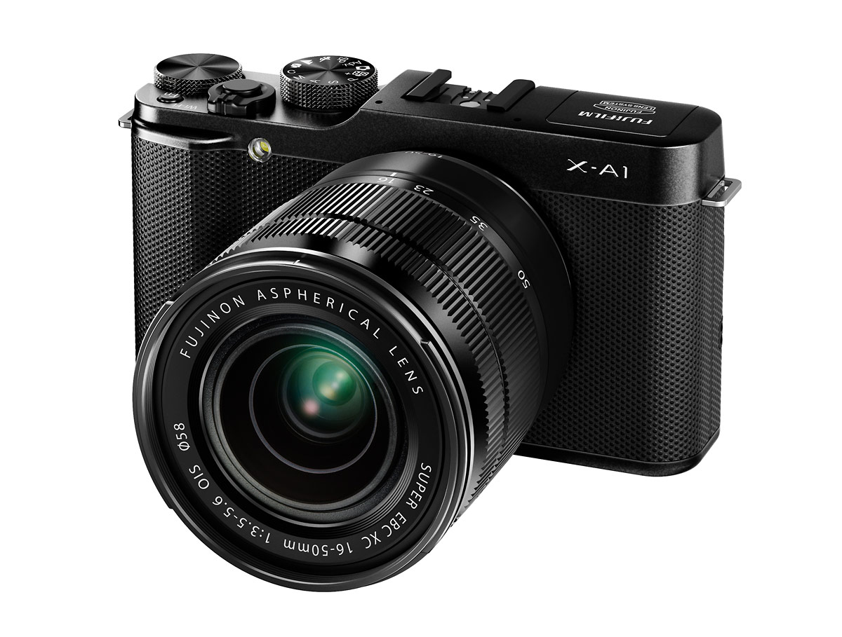 Fujifilm X-A1 - $600 Mirrorless Camera