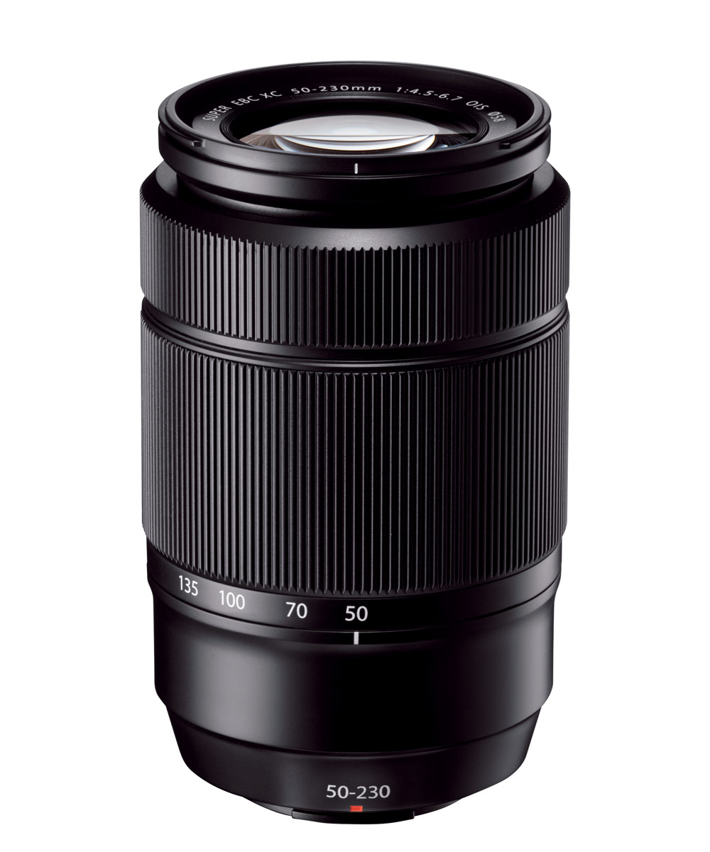 Fujifilm XC50-230mm (76-350mm) F4.5-6.7 OIS Zoom Lens
