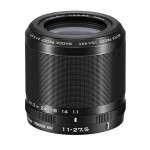 Nikon 1 Nikkor AW 11-27.5mm f/3.5-5.6 Zoom Lens - Black
