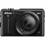 Nikon 1 AW1 Waterproof Mirrorless Camera - Front