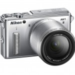 Nikon 1 AW1 Waterproof Mirrorless Camera - Silver