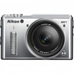 Nikon 1 AW1 Waterproof Interchangeable Lens Camera - Silver