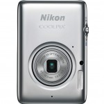 Nikon Coolpix S02 - Silver - Front