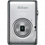 Nikon Coolpix S02 - Silver - Front