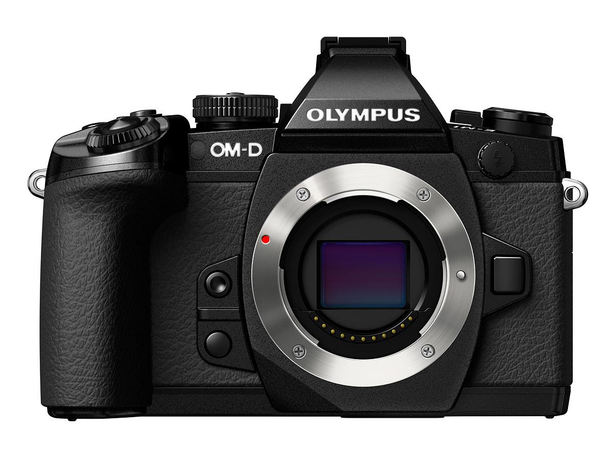 Olympus OM-D E-M1 Camera Body With No Lens