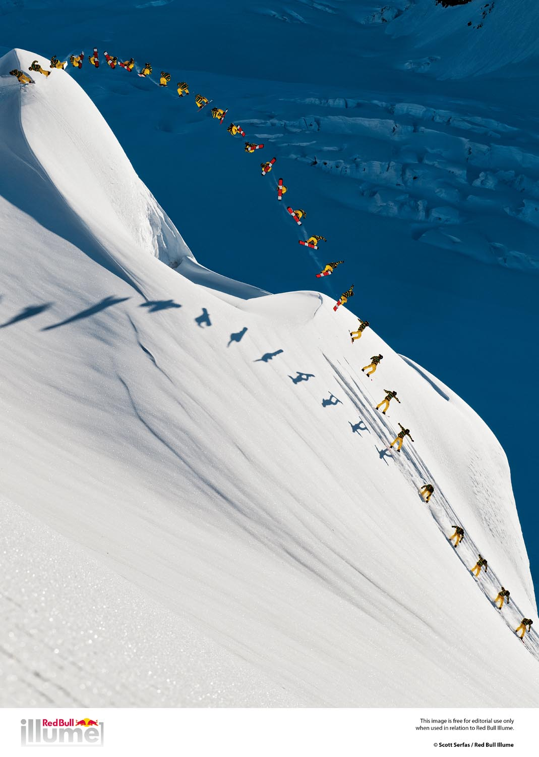 © Scott Serfas / 2013 Red Bull Illume Sequence Category Finalist Photo
