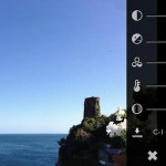 645 Pro II iPhone App - Customizable Image Settings