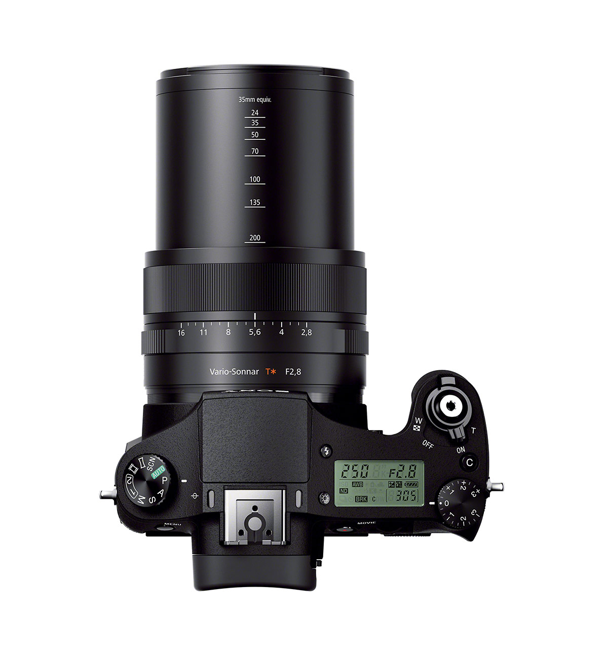 Sony Cybershot RX10 With 24-200mm f/2.8 Carl Zeiss Zoom Lens