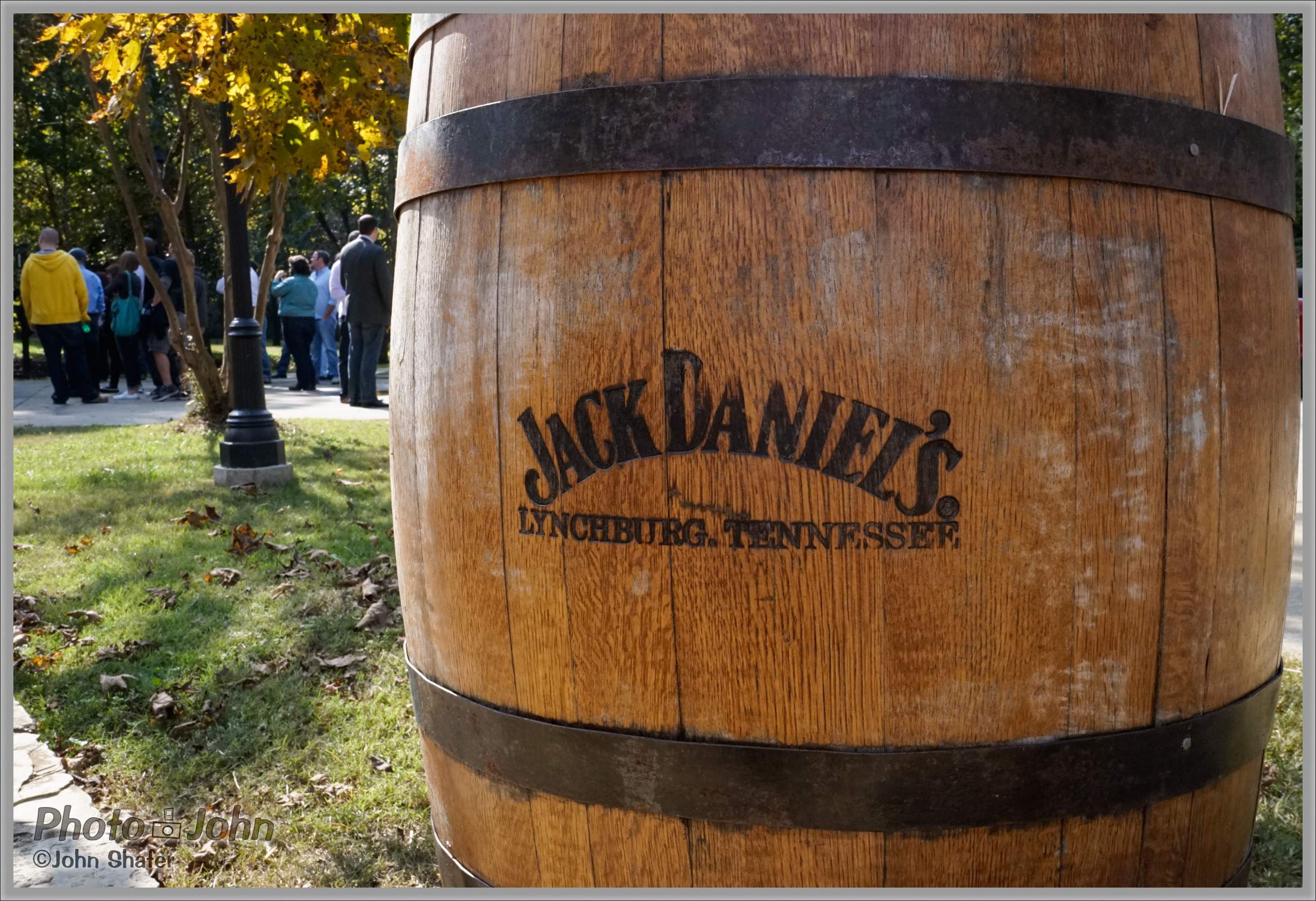Sony Alpha A7 - Barrel - Jack Daniels Distillery