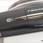 Fujifilm FinePix F900EXR - Built-In Wi-Fi
