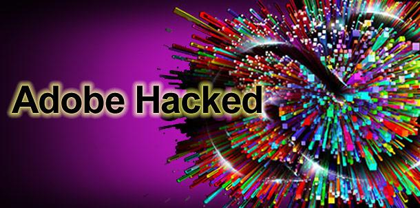 Adobe Network Hacked