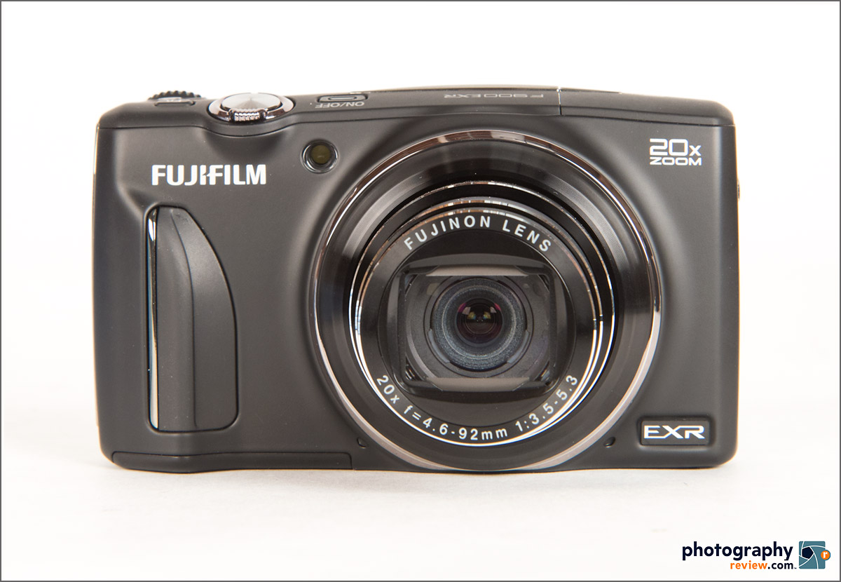 Fujifilm FinePix F900EXR Pocket Superzoom - Front