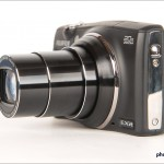 Fujifilm FinePix F900EXR - 20x 25-500mm Zoom Lens