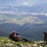 Fujifilm FinePix F900EXR - Taking A Break On The Colorado Trail