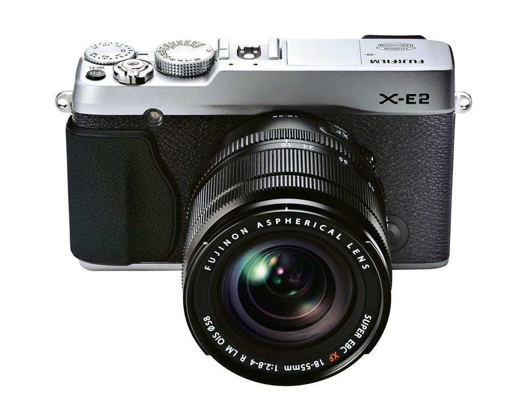 Fujifilm X-E2 In Black & Silver