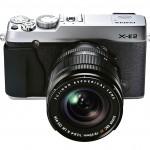 Fujifilm X-E2 In Black & Silver