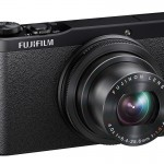 Fujifilm XQ1 - Front Right - Black