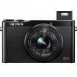 Fujifilm XQ1 - Pop-Up Flash