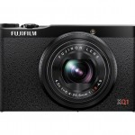 Fujifilm XQ1 With 4x f/1.8 Optical Zoom Lens - Black