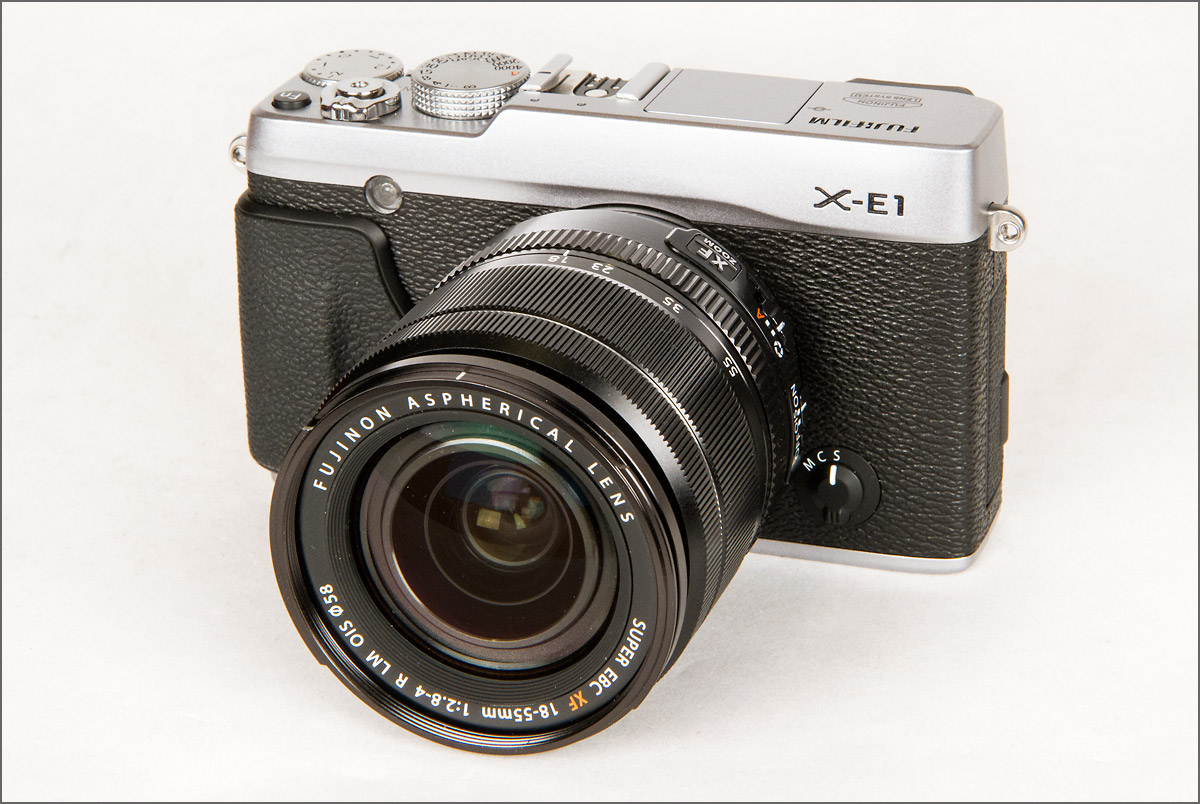 Fujifilm X-E1 Price Drop
