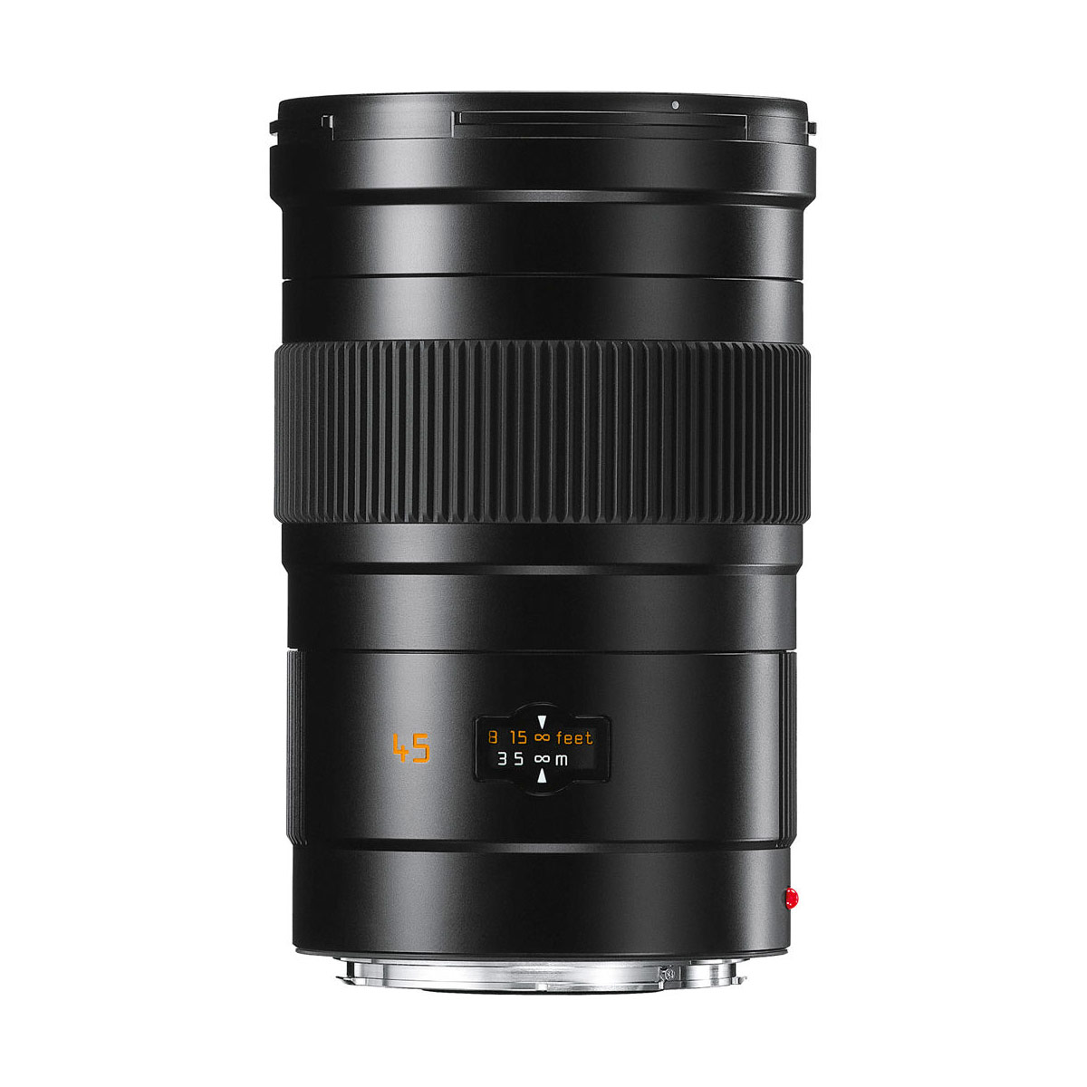 Leica Elmarit-S 45mm f/2.8 Asph Medium Format Lens - Side View