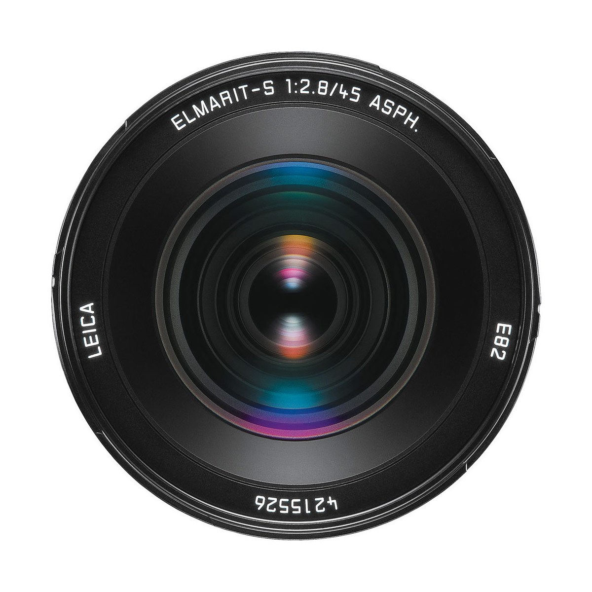 Leica Elmarit-S 45mm f/2.8 Asph Lens - Front Element