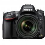 Nikon D610 FX-Format DSLR - Front