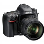 Nikon D610 DSLR - Front Right