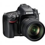 Nikon D610 DSLR - Front Right