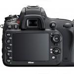 Nikon D610 DSLR - Rear