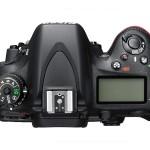 Nikon D610 - Top View