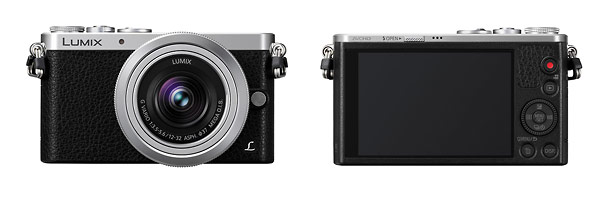 Panasonic Lumix GM1 - Front & Back