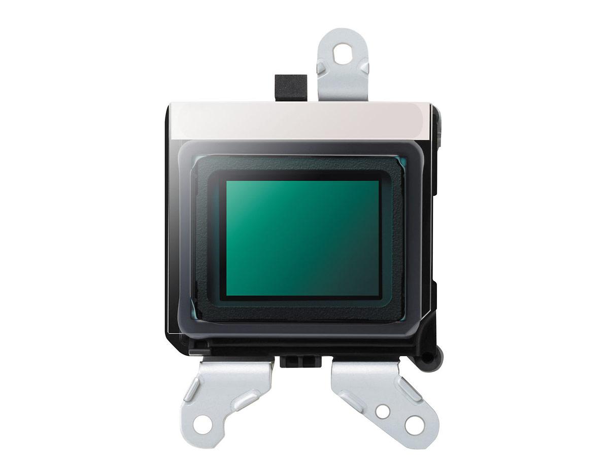 Panasonic Lumix GM1 - 16-Megapixel Live MOS Sensor