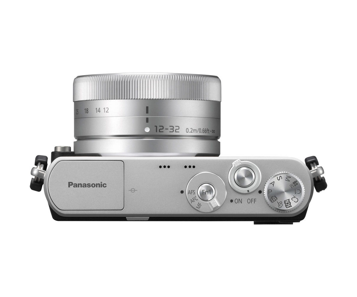 Panasonic Lumix GM1 - Top View