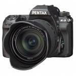 Pentax K-3 DSLR With 18-135mm & Hood