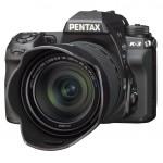 Pentax K-3 DSLR With 18-135mm & Hood