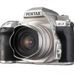 Pentax K-3 DSLR - Premium Silver Edition - Front Left