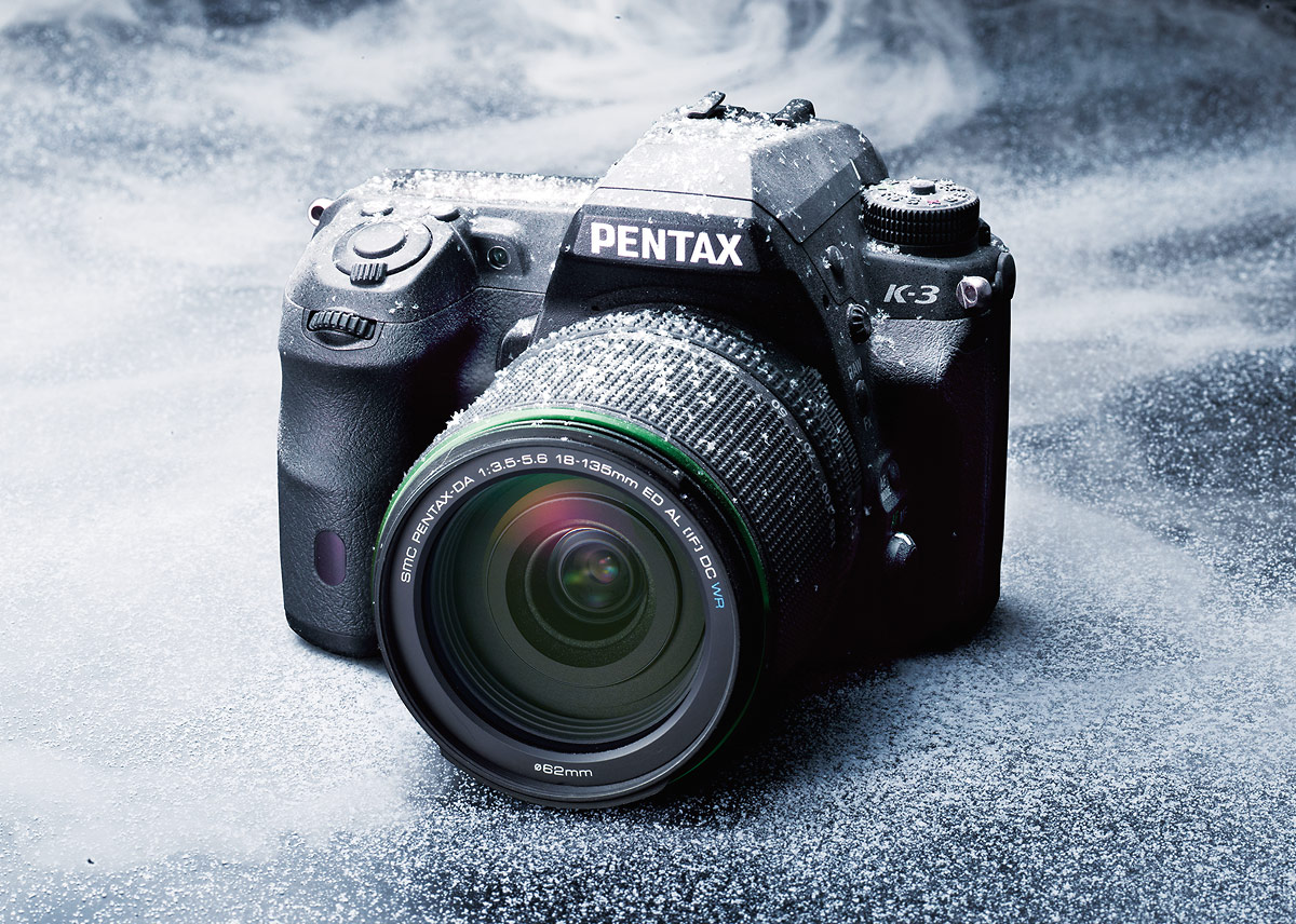 Pentax K-3 Dustproof & Weatherproof Digital SLR