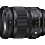 Sigma 24-105mm F4 DG OS HSM Art Zoom Lens - Angle