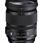Sigma 24-105mm F4 DG OS HSM Full-Frame Zoom Lens