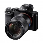 Sony Alpha A7R With New FE-Mount Carl Zeiss 24-70mm f/4 OSS Zoom Lens