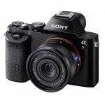 Sony Alpha A7R 36-Megapixel Full-Frame Mirrorless Camera