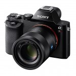 Sony Alpha A7R With New FE-Mount Carl Zeiss 55mm f/1.8 Lens
