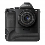 Sony Alpha A7R With Vertical Grip