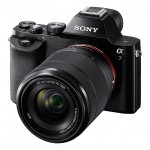 Sony Alpha A7 With New FE 28-70mm f/3.5-5.6 OSS Full-Frame Kit Lens
