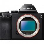 Sony Alpha A7 - 24-Megapixel Full-Frame Sensor